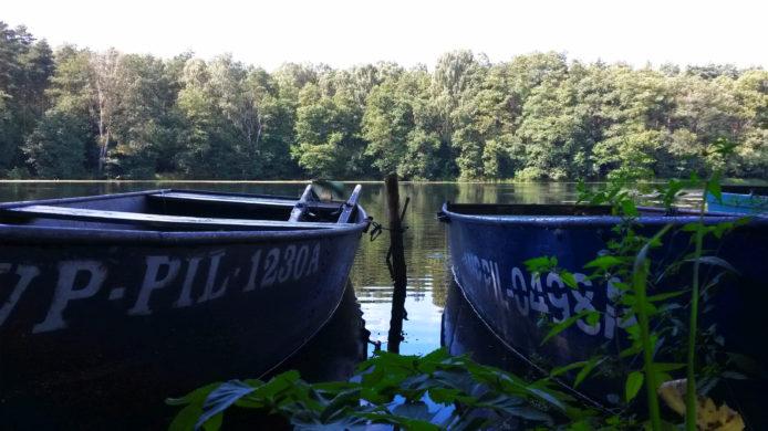 łodzie wiosłowe